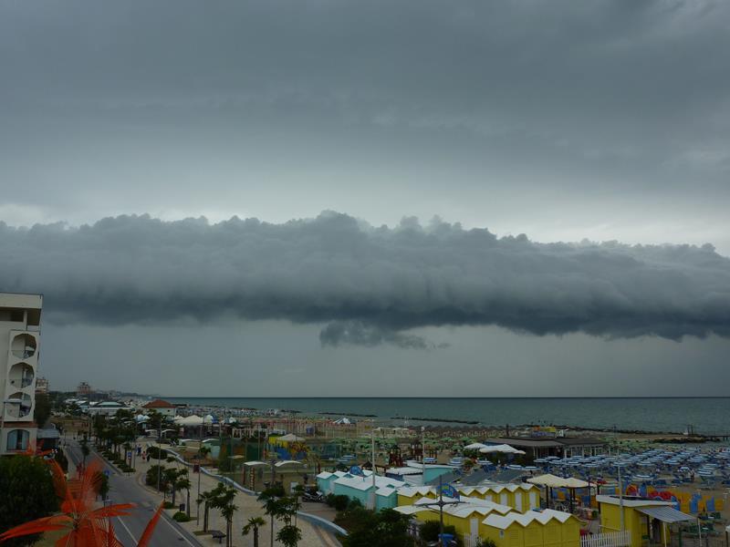 Roll cloud a Misano Adriatico
